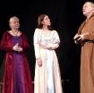 La marâtre, Lucrecia et Timoteo dans La Mandragore
