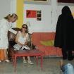 L'infirmière, Alice et Louis dans l'Absente de Jean-Claude Arevalo
