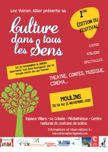 Affiche CDTLS Moulins